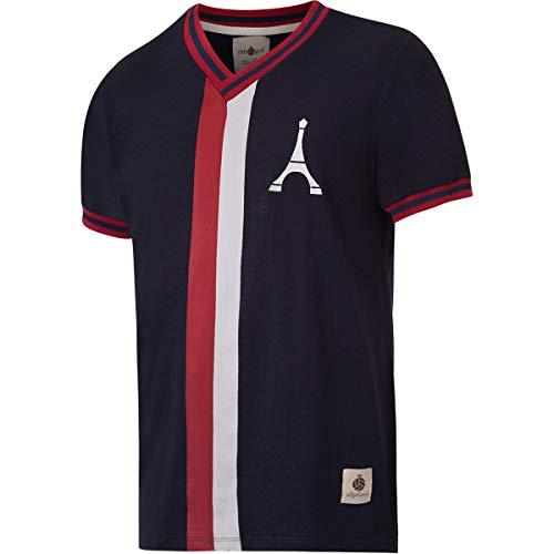 Camisa Paris Saint-Germain Retrô nº 10 Masculina