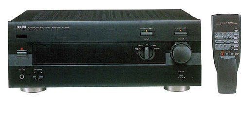 Yamaha AX-892 HiFi-Verstärker schwarz
