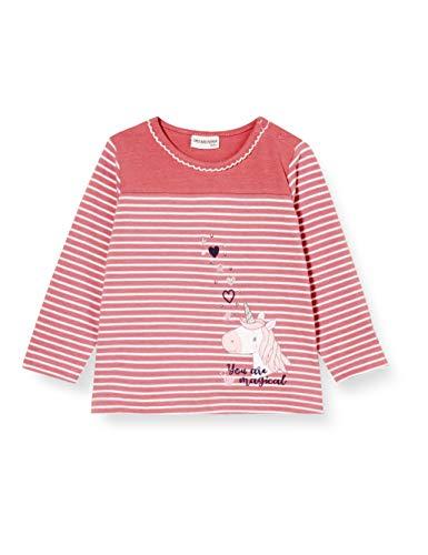 Salt & Pepper Baby-Mädchen 05211211 Hemd, Old Rose, 74