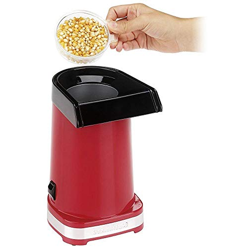 Best Buy! OKSLO 12 easypop hot air popcorn maker