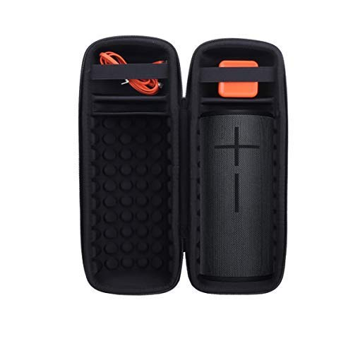 Read About Aenllosi Hard Storge Case for fits Ultimate Ears UE MEGABOOM 3 Portable Bluetooth Wireless Speaker (megaboom 3, Black)