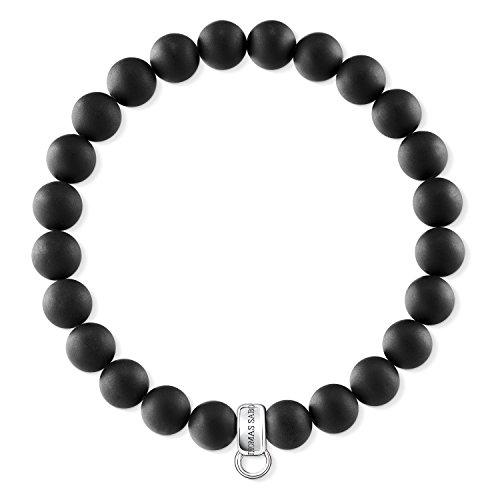 Thomas Sabo Damen-Armreifen Künstliche Perle X0219-023-11-L14,5