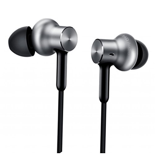 Xiaomi Mi Hybrid Pro Earphone Circle Iron QTEJ02JY, Cuffie In-ear HD, Grigio