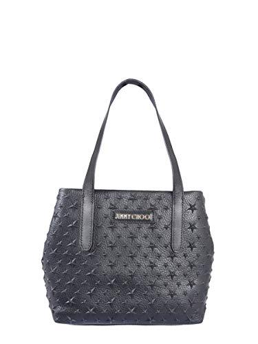 Jimmy Choo Luxury Fashion Donna SOFIASEMGBLACK Nero Borsa A Mano   Primavera Estate 19