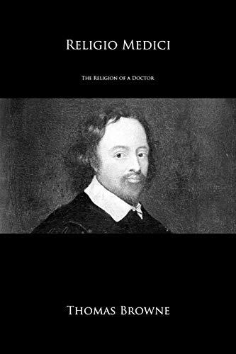 Religio Medici: The Religion of a Doctor download ebooks PDF Books