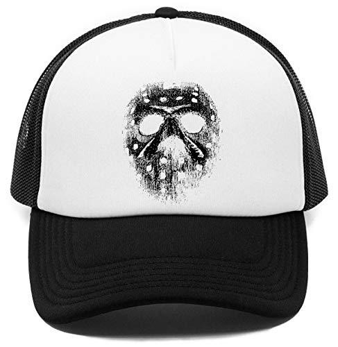 Vendax Hockey Máscara Gorra De Béisbol Baseball Rapper Cap