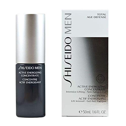 Shiseido Men Active Energizing Concentrate 50ml - Producto