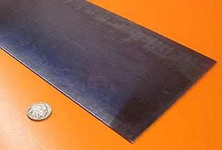1095 Blue Temper Spring Steel Sheet.018