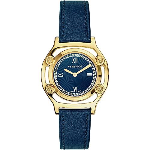 Versace Medusa Frame VEVF00320 - Reloj de pulsera para mujer