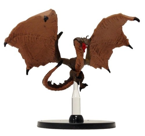 D&D Tyranny of Dragons Single Figure Uncommon Wyvern #29