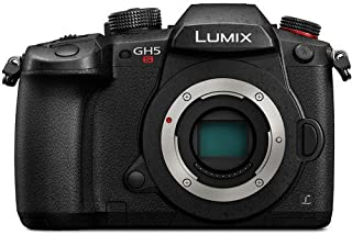 Panasonic Lumix DMC-GH5S - 10.2 MP SLR Camera Body, Black