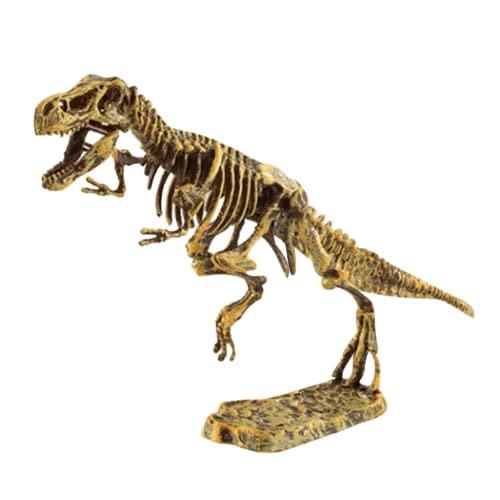 Esqueleto De Dinosaurio, Kit De Fósiles De Excavación De Dinosaurio, Modelo De Esqueleto De Dinosaurio, Modelo De Dinosaurio, Juguete, Decoración Del Hogar Para Niños De 7 A 14 Años(tiranosaurio)