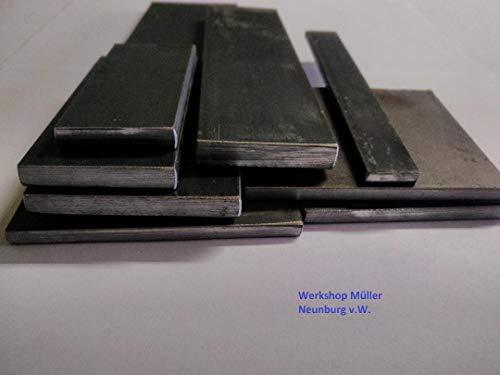 Flachstahl EN 10058 S235JR (50 x 6, 1000 mm)