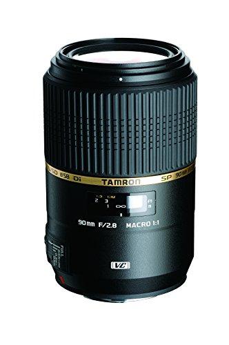 Tamron aff004s700SP 90mm F/2.8Di Macro Objektiv für Sony Alpha Kamera–Feste