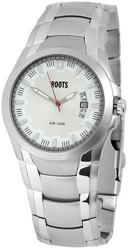 Roots signore orologio da polso al quarzo R777X Sil