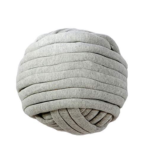 Ancoree Spezielle Form Zierkissen Throw Pillow Einfachen Stil Abendessen Soft Wurfkissen für Auto Sofa Freundinnen Spielen-Dekorative Throw Pillow-Knoten Kissen-Dekorative Kissen (Hemp Grey)