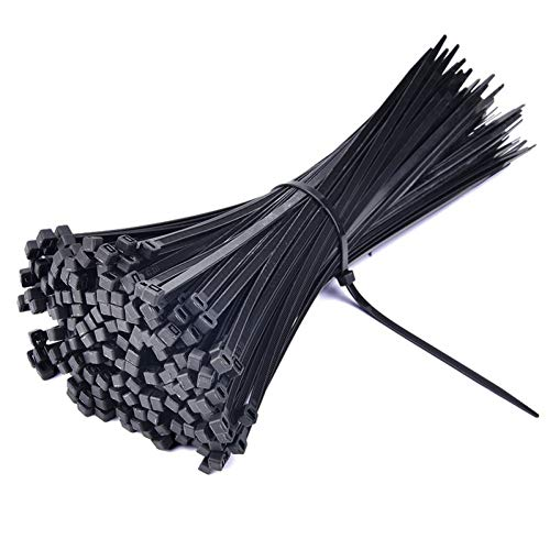 Cintas De Cable De Nylon De Plástico Autoblocantes Sujeciones De Cable Sujeciones...