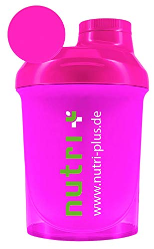 Lady-Shaker 300ml - Protein Shaker per donne - Rosa