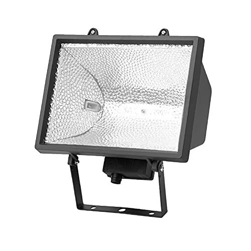 MAURER 19070220 Foco Halogeno 1000 W. con lampara, 1 Unidad (Paquete de 1)