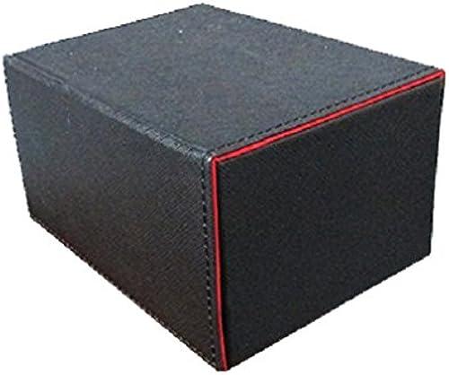 orden ahora disfrutar de gran descuento Dex Projoection - Medium Magnetic Flip Flip Flip Deck Box - Creation  Galaxy (negro)  venta con alto descuento
