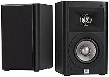 JBL Studio 220 4-Inch 2-Way Bookshelf Loudspeaker  2