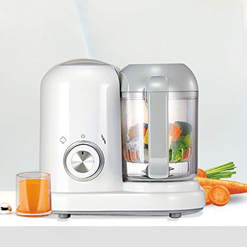 QFFL Machine de nutrition pour bébé/multifonctions de cuisine/agitation / chauffage de nourriture/nutrition ajouter Pompe manuelle