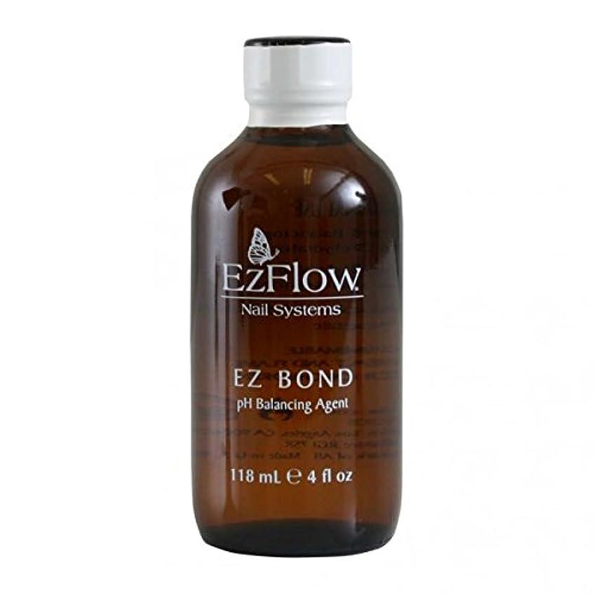 劇場狂人コメンテーターEzFlow Nail Care Treatments - EZ Bond - 4oz / 118ml