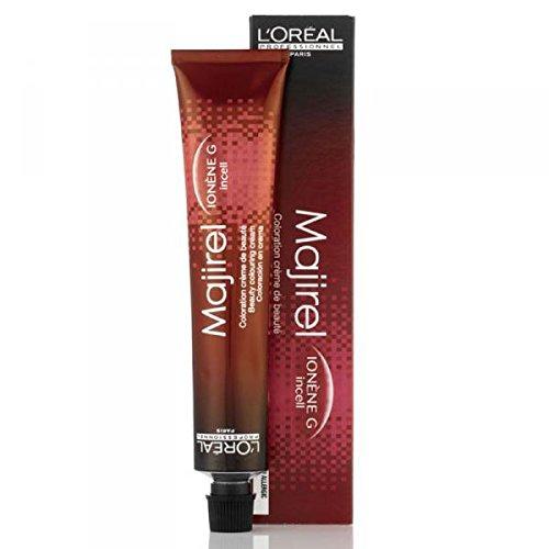 L'OREAL Professional Majirel Tube de coloration permanente pour cheveux Doré 50 ml