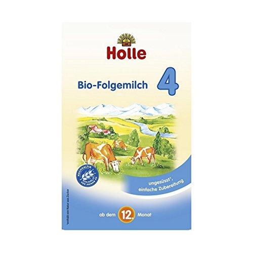 Holle Baby food Lait bio pour enfant 4 600 g