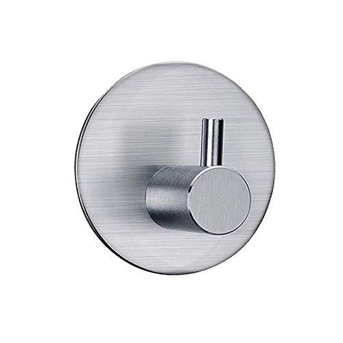 1 pz SUS 304 gancio, gancio a muro asciugamano gancio per bagno appendiabiti in acciaio inox gancio antiruggine gancio per hardware da cucina, tipo C, SS