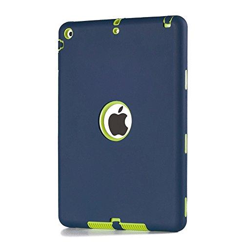 TKOOFN - Funda para iPad Air y iPad 5, color azul