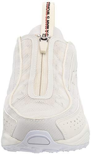 Reebok DMX Series 2200 - Zapatilla de deporte con cremallera para mujer, (gis/Blanco clásico/Negro), 38 EU
