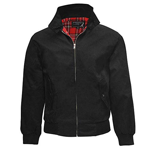 Knightsbridge Veste Harrington Noir de 44/46