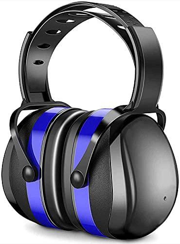 Protectores de oído para reducir el ruido SNR 36dB Protección auditiva para disparos, construcción, trabajo en patio, corte de maquinaria