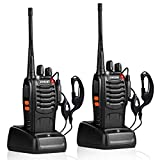 pxton Walkie Talkies Rechargeable Long Range...