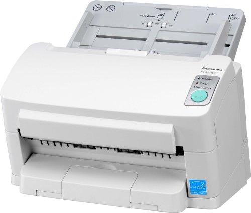 PANASONIC KV-S1065C Profi A4-Farbscanner 60ppm/120ipm Duplex 75 Seiten ADF Visitenkarten Doppeleinzugskontrolle (ÖA-Preis s. Anh.)