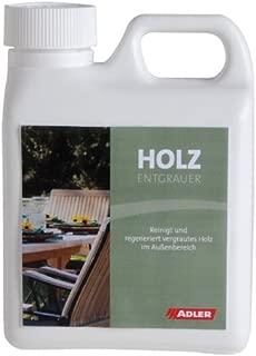 Holzentgrauer 2.5l - Universeller Reiniger Entgrauer Aufheller Algenentferner Moosentferner