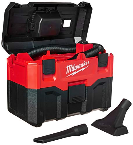 Milwaukee Cordless Wet/Dry HEPA Shop Vacuum