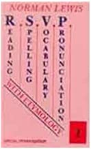 R.S.V.P Reading, Spelling, Vocabulary, Pronunciation - 1