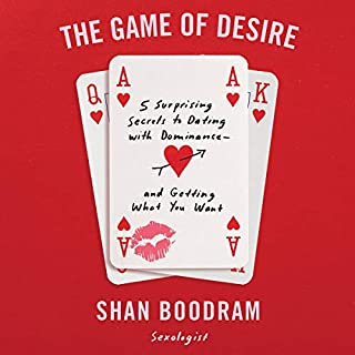 The Game of Desire audiobook cover art