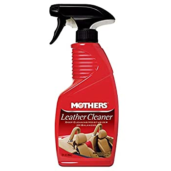 Mothers 06412 Leather Cleaner 12 oz.