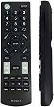 New NS-RC4NA-18 Remote Control Compatible with Insignia TV NS-32D311NA17 NS-32D311MX17 NS-40D420NA18 NS-49D420NA18 NS-55D420NA18 NS-39D310NA17 NS-40D420MX18 NS-55D420MX18 NS-50D510NA17 NS-24D310NA19