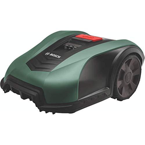 Bosch Roboter Rasenmäher Indego M+ 700 (mit App-Funktion, 19 cm Schnittbreite, für Rasenflächen bis 700 m²)