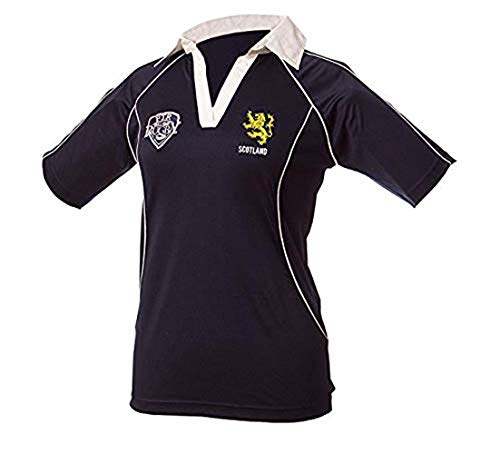 FULL TIME SPORTS Scotland Ladies Rugby Shirt - 16-18