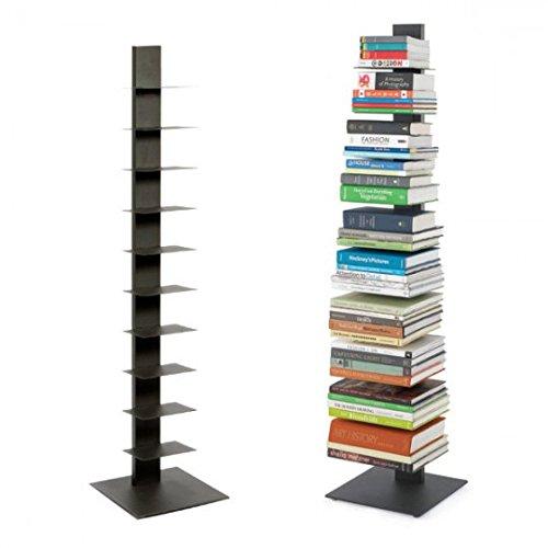 Sapiens Bücherregal 152cm Farbe mattschwarz