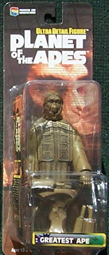 Greatest Ape by Planet of the Apes Ultra Detail Figures