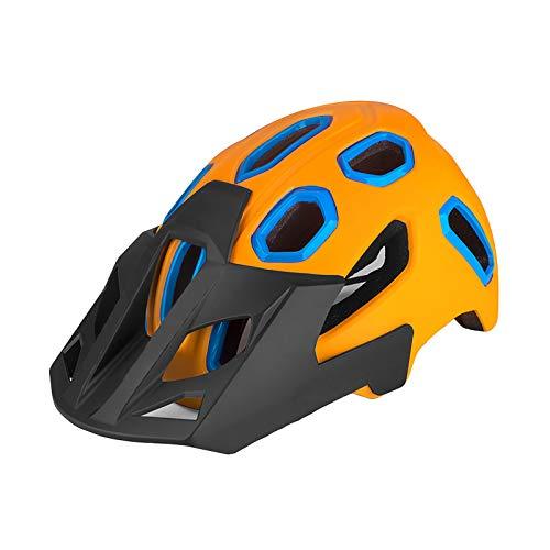 Jie Du - Casco unisex para bicicleta de montaña (1 unidad)