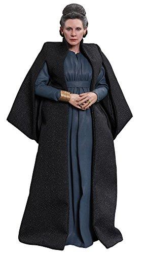 Hot Toys HT90333 Prinzessin Leia Organa im Maßstab 1:6 - Star Wars: Die letzten Jedi, Mehrfarbig