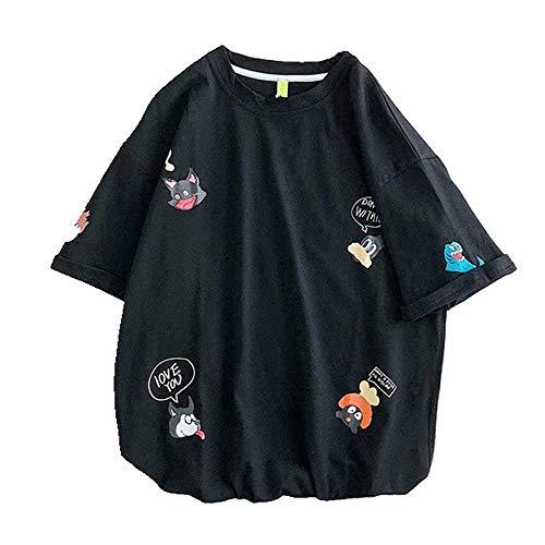 NOBRAND - Camiseta de manga corta para hombre