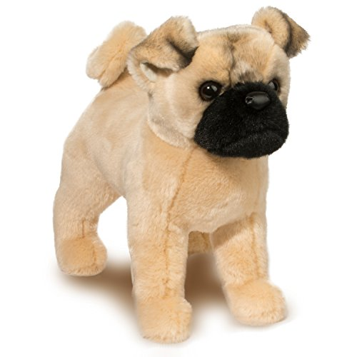Cuddle Toys 2050Russo PUG Mops Carlin Carlino Doguillo Hund Kuscheltier Plüschtier Stofftier Plüsch Spielzeug